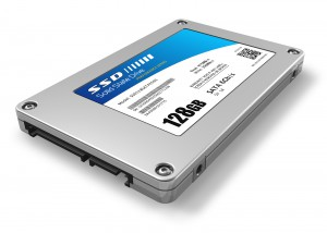 data can be recovered from a solid state drive
