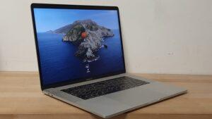 Macbook Pro Retina Touchbar